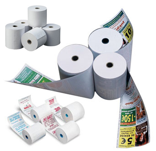 Consumibles para impresora de credenciales etiquetas o - Papel aislante termico ...